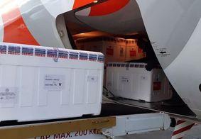 Paraíba distribui mais de 127 mil doses de vacinas contra a Covid-19