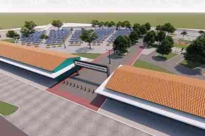 Novo Mercado de Jaguaribe será entregue nesta segunda-feira (2)