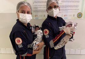 Em uma semana, SAMU realiza partos de três bebês em Campina Grande