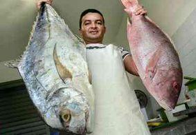 Peixes estão sendo comercializados a partir de R$13,00 em João Pessoa
