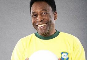 Pelé faz cirurgia para retirada de tumor no cólon