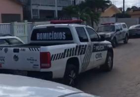 Vídeo: suspeito de esfaquear companheira e arrancar cabelos da vítima é preso