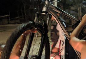 Polícia prende grupo suspeito de furtar bicicleta de R$ 4 mil