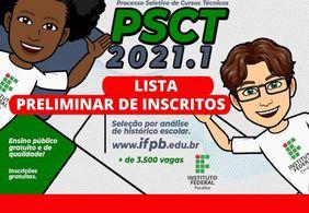 Candidatos não divulgados na lista preliminar do PSCT 2021 têm até hoje (23) para recurso; Saiba como