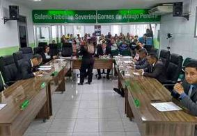 Projeto sugere salário mínimo para vereadores de Bayeux e diminuição dos salários do prefeito e vice
