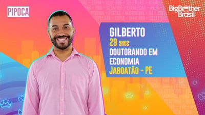 Gilberto, do BBB21, é aprovado em seleção de PhD nos Estados Unidos