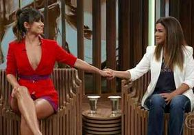 Em entrevista a Bial, Paula Fernandes revela já ter pensado em suicídio