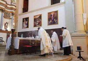 Celebração na catedral oficializa abertura da Festa das Neves
