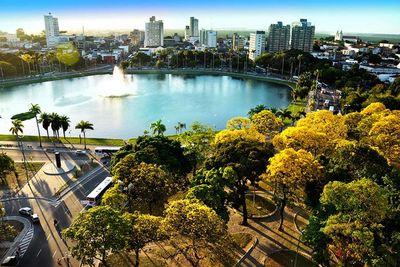 Centro Histórico e Parque da Lagoa estão entre os pontos mais visitados de João Pessoa