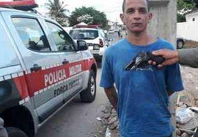 Foragido do PB1 é recapturado em comunidade de João Pessoa