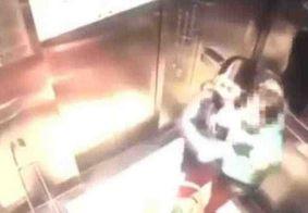 Vídeo flagra Babá agredindo criança com socos no estômago