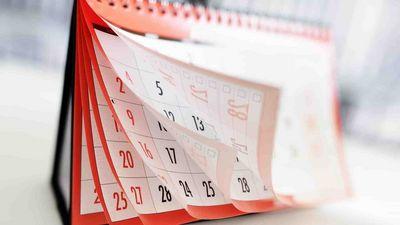 Fique atento ao documento que não estiver com a data no formato completo