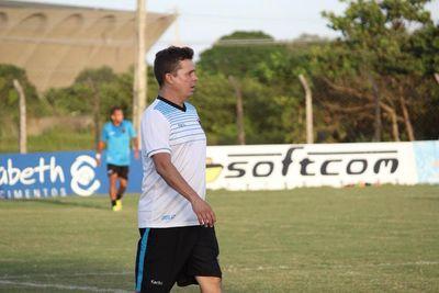 """""""Não posso perder o equilíbrio"""", diz Evaristo Piza ao confirmar desfalques no Botafogo-PB"""