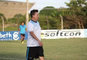Botafogo-PB anuncia renovação com Evaristo Piza até o fim de 2019