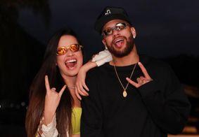 Promessa cumprida: Neymar dá Juliet para Juliette e surgem juntos na web