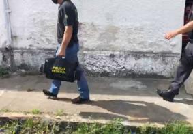 Veja imagens da 9ª fase da 'Operação Calvário' em João Pessoa