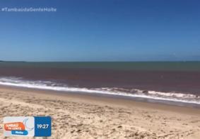 Divulgado laudo técnico sobre vermelhidão das águas na praia do Cabo Branco