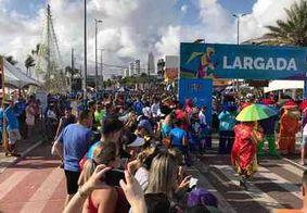 Quase 3 mil competidores participam da Corrida do Bem e evento arrecada R$ 120 mil para Napoleão Laureano