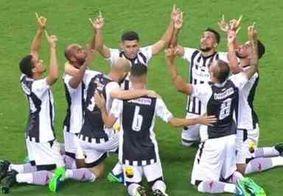 Botafogo-PB avança na Copa do Brasil após empate em confronto com Atlético-BA