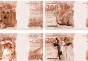 Internautas sugerem naja, ema e vira-lata caramelo para estampar nota de R$ 200