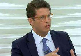 Ministro do Meio Ambiente, Ricardo Salles testa positivo para Covid-19