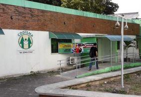 Codisma cursos, sede no Campus I, da UFPB