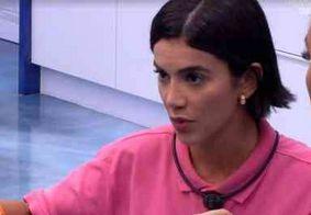 BBB20: Manu diz que Marcela e Daniel são agradáveis, pois cor do casal combina