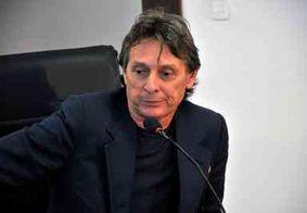 Audiência de custódia de Roberto Santiago acontece no Fórum Criminal, em João Pessoa