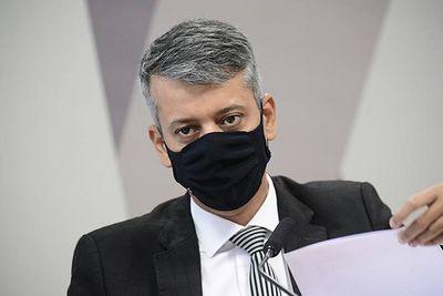 Roberto Dias, ex-diretor do Departamento de Logística do Ministério da Saúde