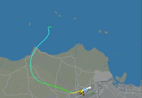 Avião sumiu dos radares 4 minutos após decolagem