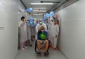 O Hospital de Clínicas conta, atualmente, com 60 leitos de UTI e 50 leitos de enfermaria