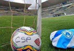 Atlético de Cajazeiras goleia CSP e segue invicto no Campeonato Paraibano