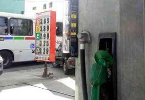 João Pessoa: menor preço da gasolina é R$ 5,09 e Procon notifica postos