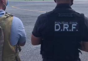 Polícia da PB prende três assaltantes de banco procurados em vários estados