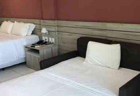 Hotel de JP deve abrigar profissionais da área de saúde para minimizar riscos de contágio aos familiares