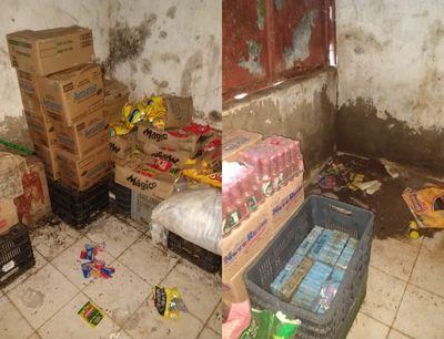 Polícia prende dupla e apreende quase 2 toneladas de alimentos vencidos em Campina Grande
