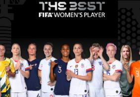 Sem Marta, confira a lista de jogadoras indicadas ao prêmio de melhor do mundo