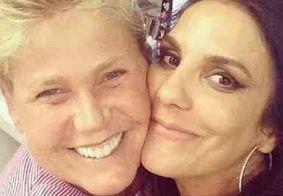 """Xuxa critica quem xingou Sasha e Marquezine: """"Faça isso com a Ivete"""""""