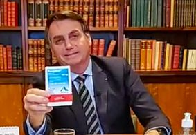 Bolsonaro diz que tomará cloroquina e ivermectina se tiver Covid de novo