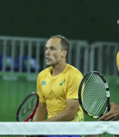 Marcelo Melo agora terá Marcelo Demoliner como parceiro no torneio de duplas