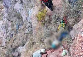 Idoso morre ao cair de falésia durante retiro no RN