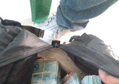 Polícia encontra R$ 1 milhão em cueca de irmão de prefeito candidato à reeleição