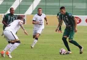 Sousa arranca vitória contra o Treze e assume a vice-liderança do Paraibano