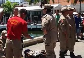 Homem morre afogado em ponto turístico de Campina Grande