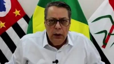 """Desabafo de prefeito sobre pandemia viraliza: """"Quem não acredita é ignorante"""""""