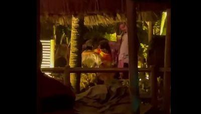 Vídeo: Bruna Marquezine e Enzo Celulari são flagrados juntos em Noronha