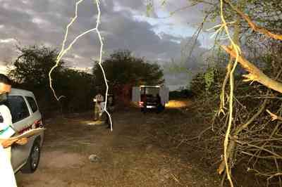 Homem é assassinado a tiros em estrada do antigo Lixão, no bairro do Roger, em João Pessoa
