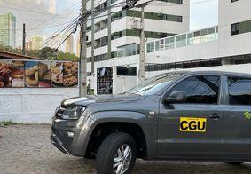 Controladoria-Geral da União faz operação em um prédio do bairro de Manaíra