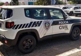 Foragido foi preso na cidade de Sousa