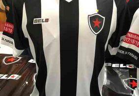 Em noite de novidades, Botafogo-PB lança novos uniformes com marca própria, em João Pessoa